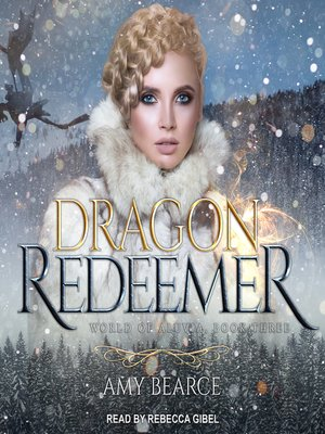 cover image of Dragon Redeemer