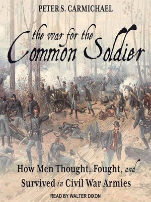 cover image of The War for the Common Soldier