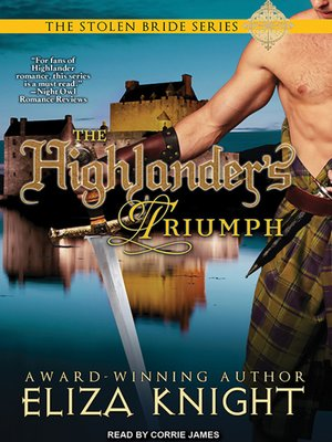cover image of The Highlander's Triumph