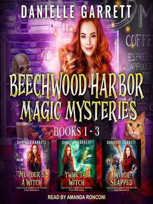 cover image of The Beechwood Harbor Magic Mysteries Boxed Set, Books 1-3