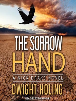 cover image of The Sorrow Hand--A Nick Drake Novel