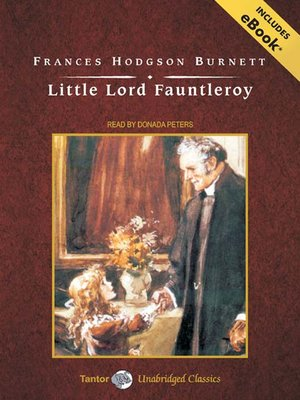 cover image of Little Lord Fauntleroy