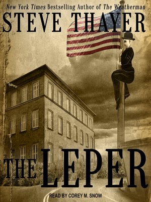 cover image of The Leper