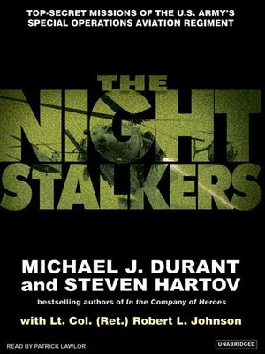 cover image of The Night Stalkers