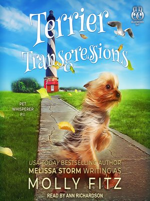 cover image of Terrier Transgressions