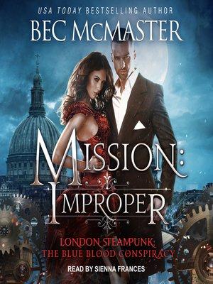 cover image of Mission--Improper