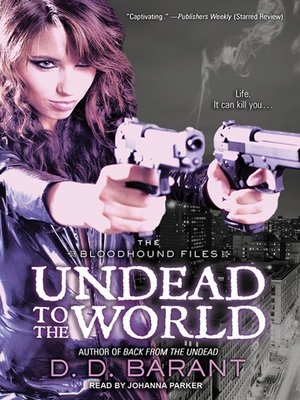 cover image of Undead to the World
