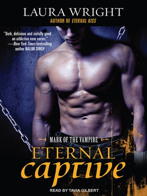cover image of Eternal Captive--Mark of the Vampire