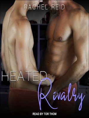 cover image of Heated Rivalry