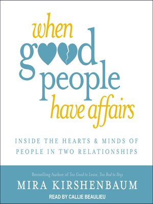 cover image of When Good People Have Affairs