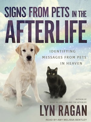 cover image of Signs From Pets in the Afterlife