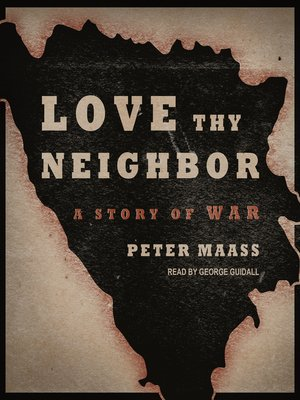 cover image of Love Thy Neighbor