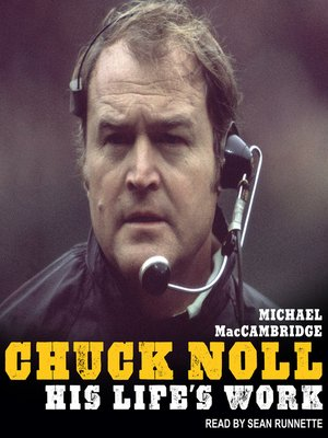 cover image of Chuck Noll