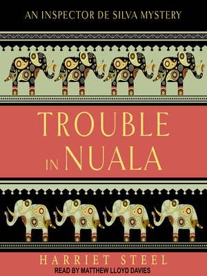 cover image of Trouble in Nuala