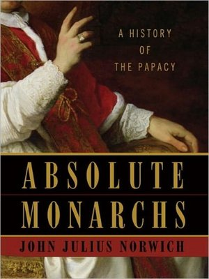 cover image of Absolute Monarchs