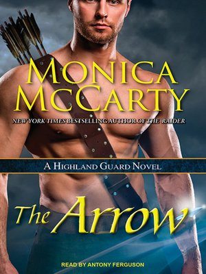 cover image of The Arrow--A Highland Guard Novel