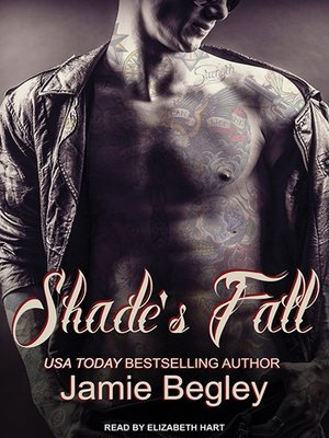 cover image of Shade's Fall