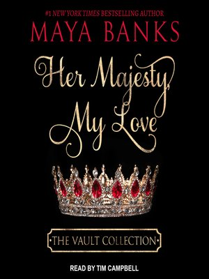 cover image of Her Majesty, My Love