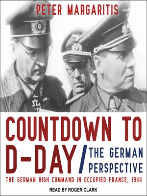 cover image of Countdown to D-Day