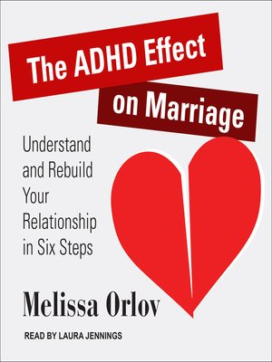 cover image of The ADHD Effect on Marriage