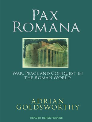 cover image of Pax Romana
