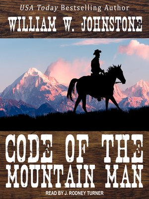 cover image of Code of the Mountain Man