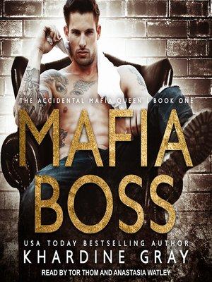 cover image of Mafia Boss