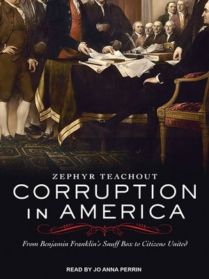 cover image of Corruption in America