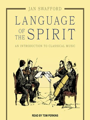 cover image of Language of the Spirit