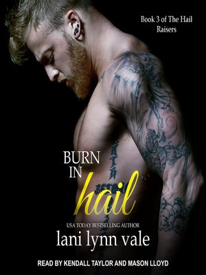 cover image of Burn In Hail