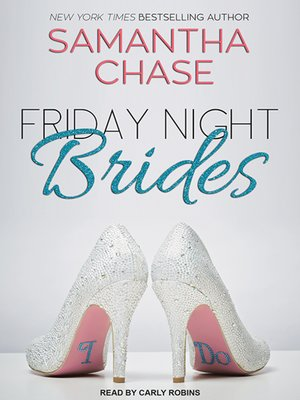 cover image of Friday Night Brides