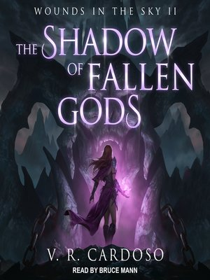 cover image of The Shadow of Fallen Gods