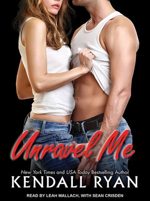 cover image of Unravel Me Series, Book 1