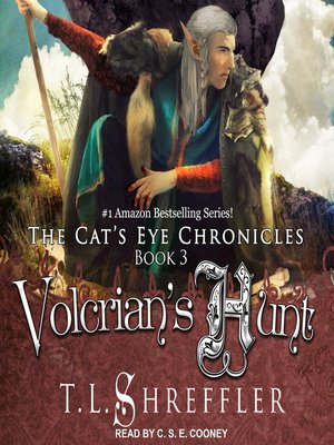 cover image of Volcrian's Hunt
