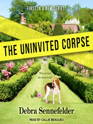 cover image of The Uninvited Corpse