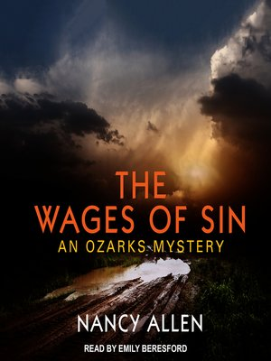cover image of The Wages of Sin--An Ozarks Mystery
