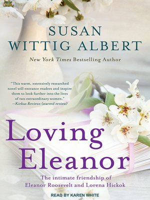 cover image of Loving Eleanor