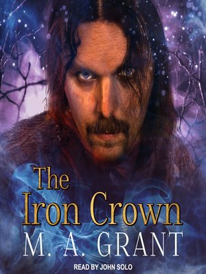 cover image of The Iron Crown