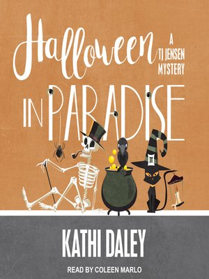 cover image of Halloween in Paradise