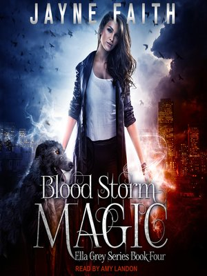 cover image of Blood Storm Magic