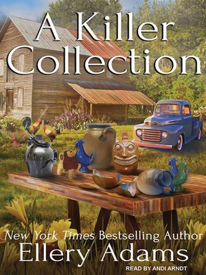 cover image of A Killer Collection
