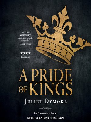 cover image of A Pride of Kings