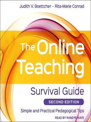 cover image of The Online Teaching Survival Guide