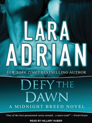 cover image of Defy the Dawn