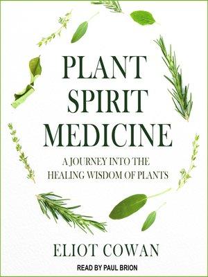 cover image of Plant Spirit Medicine