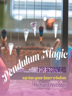 cover image of Pendulum Magic for Beginners