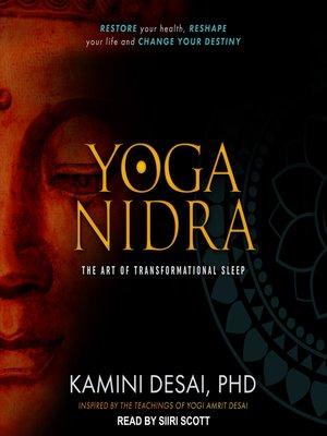 cover image of Yoga Nidra