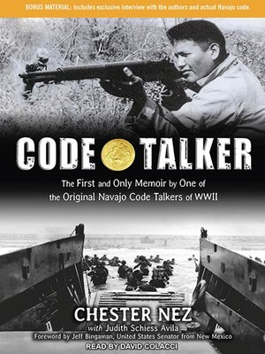 cover image of Code Talker