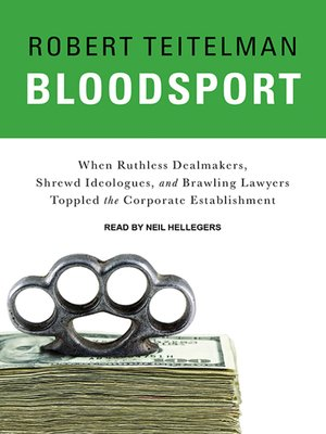 cover image of Bloodsport