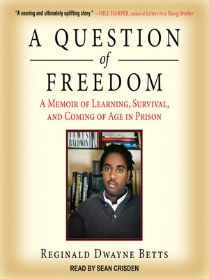 cover image of A Question of Freedom